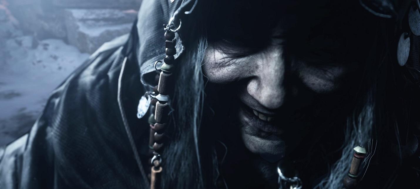 Три новых скриншота Resident Evil Village