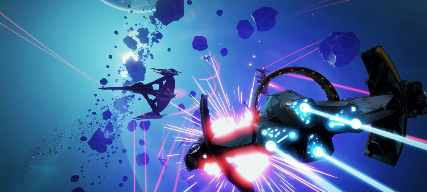 Ubisoft раздает космический экшен Starlink Battle for Atlas