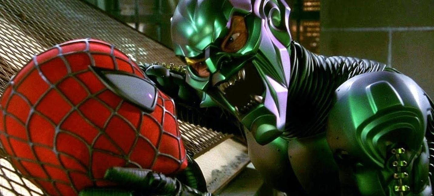 Слух Уиллем Дефо и Томас Хайден Черч сыграют Зеленого гоблина и Песочного человека в триквеле Человека-паука