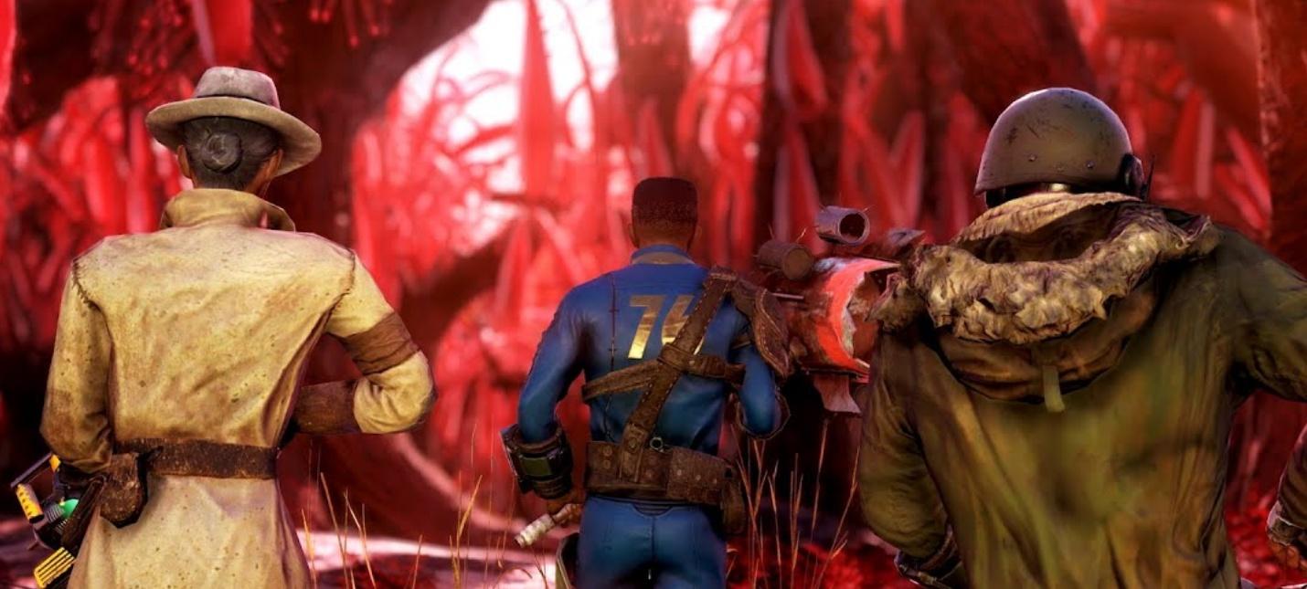 В Fallout 76 начался третий сезон с путешественницей во времени
