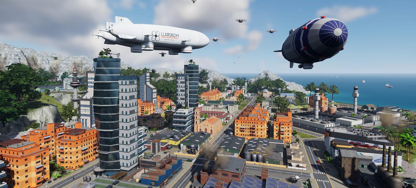 Для Tropico 6 вышло дополнение Caribbean Skies