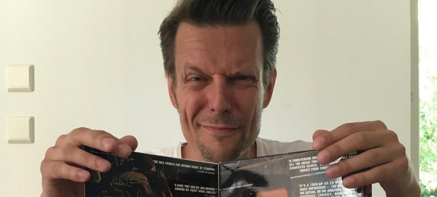 Сэм Лейк показал фото со сценарием новой игры Remedy