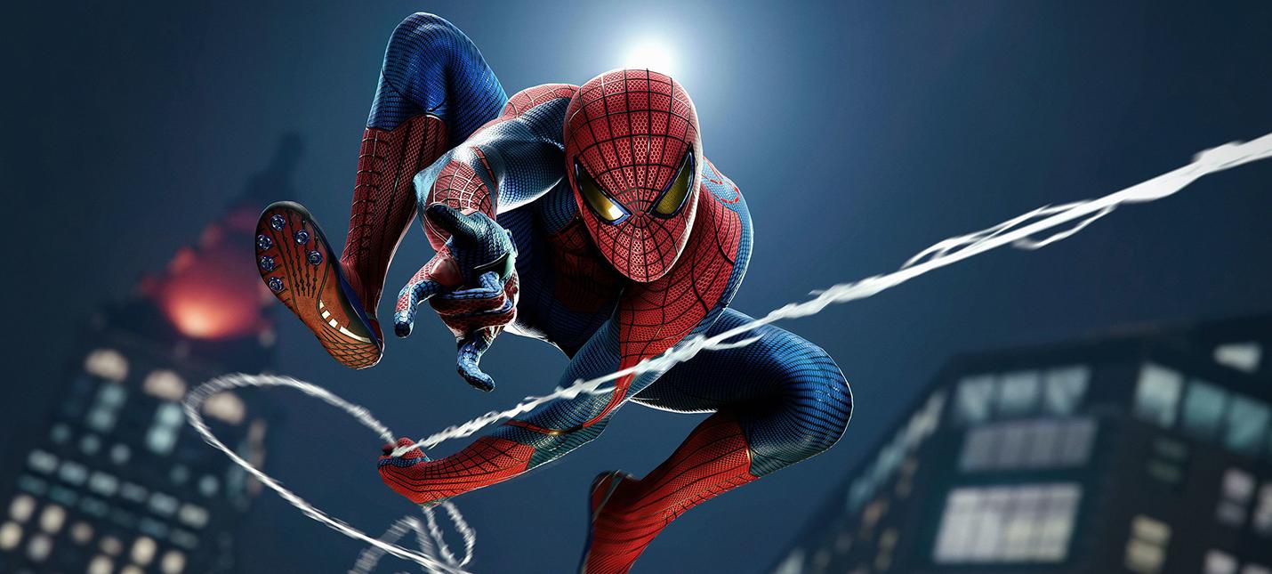 В PS Store была странная ошибка с покупкой ремастера Spider-Man