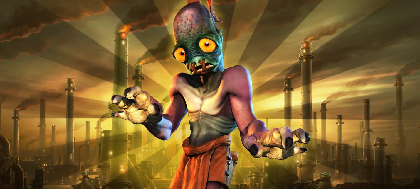 В Epic Games Store началась раздача Oddworld New n Tasty
