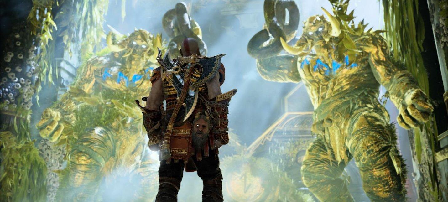 Выручка God of War за первый год превысила 500 миллионов долларов