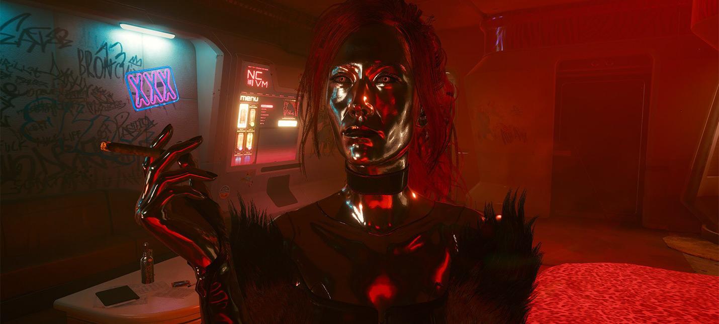 Steam-чарт Cyberpunk 2077 лидирует пятую неделю подряд
