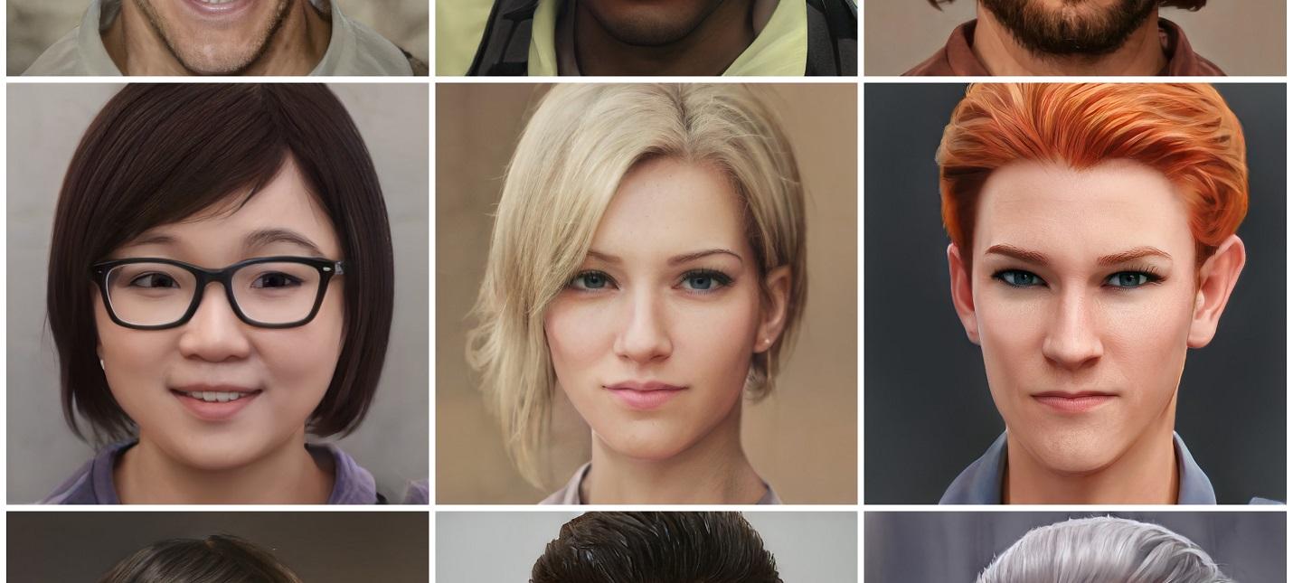 Энтузиаст превратил героев  Overwatch в реальных людей с помощью ИИ