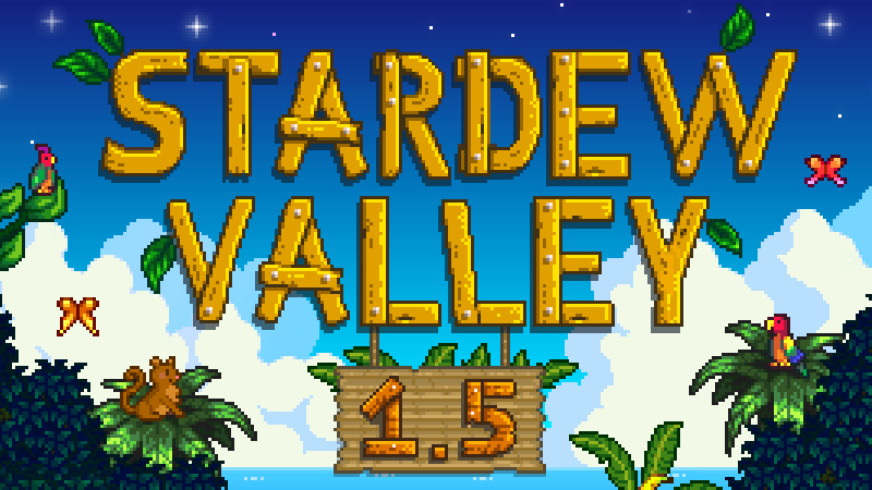Stardew Valley получила масштабное обновление с эндгейм-контентом