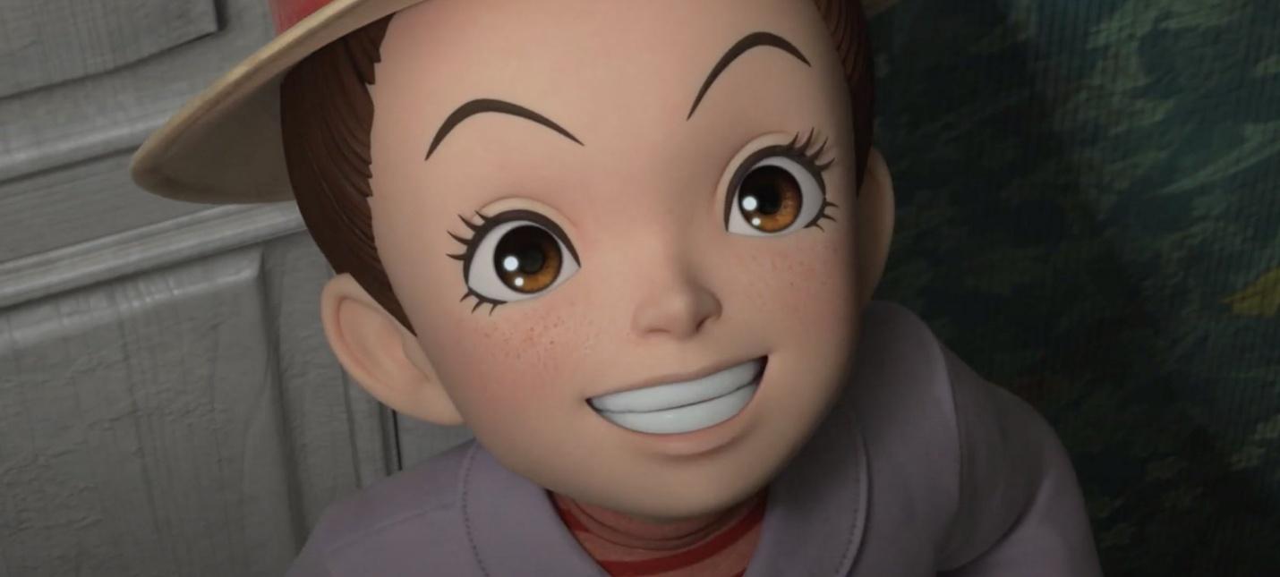 Ghibli показала новый трейлер 3D-аниме Earwig and the Witch