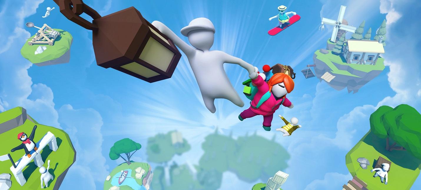 Мобильная версия Human Fall Flat самая продаваемая игра в истории