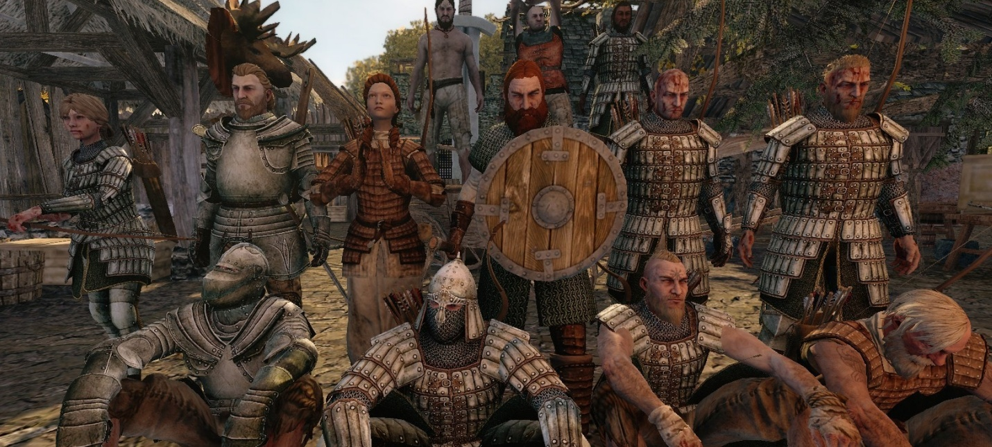 Разработчики Life is Feudal: MMO вынуждены закрыть игру