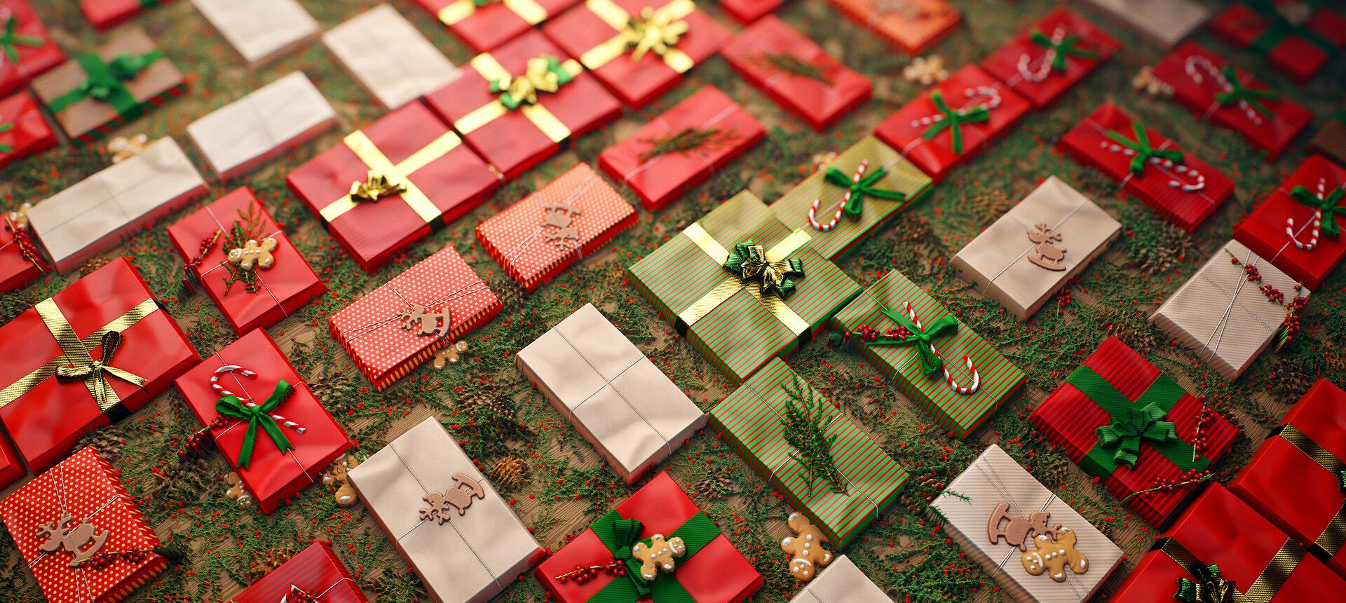 Подборка подарков себе и близким на Новый Год