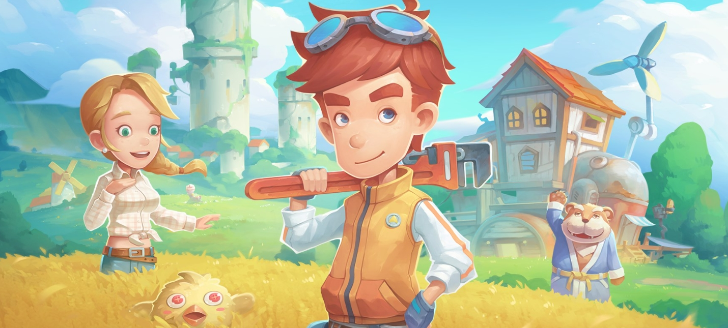 В Epic Games Store началась раздача My Time At Portia