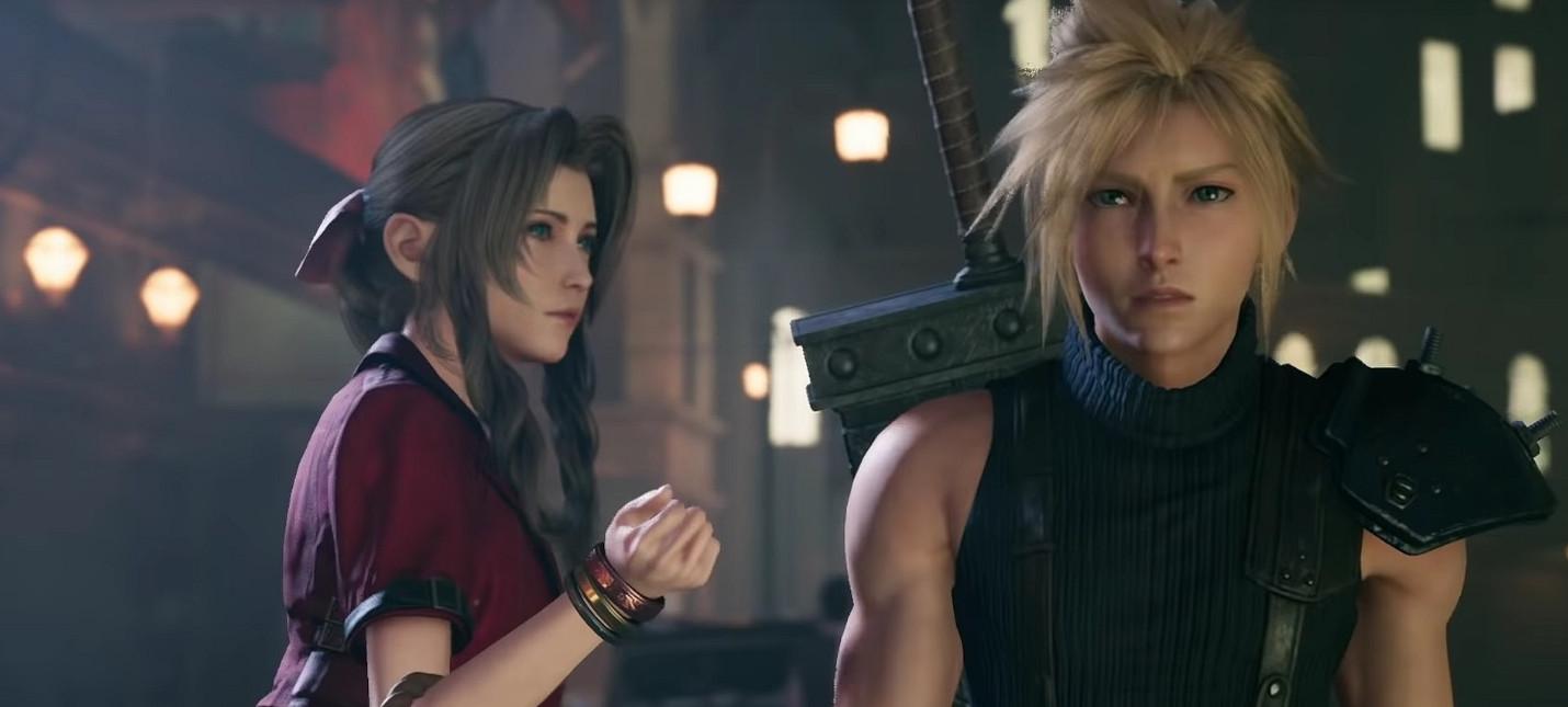 Актриса Айрис из ремейка Final Fantasy VII отчиталась о сессиях по захвату движений