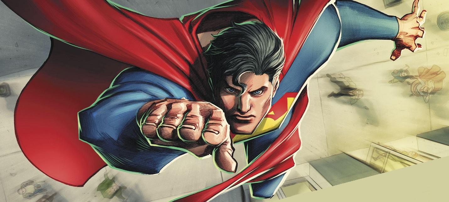 Энтузиаст представил обновление прототипа бесплатной фанатской игры про Супермена