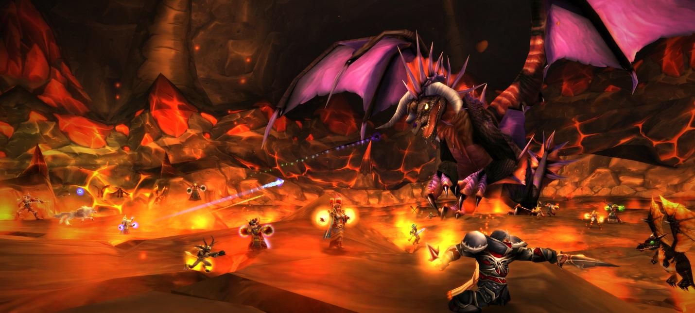 Blizzard снова опрашивает игроков об интересе к The Burning Crusade в WoW Classic