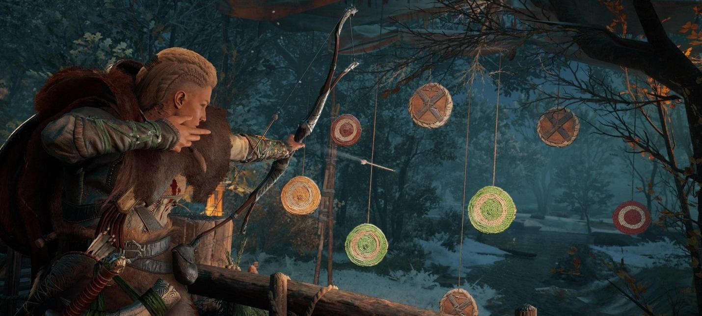 Assassins Creed Valhalla стала лучшей RPG года по версии PC Gamer