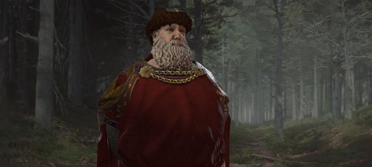Анонсирована сюжетная модификация про мафию для Crusader Kings 3