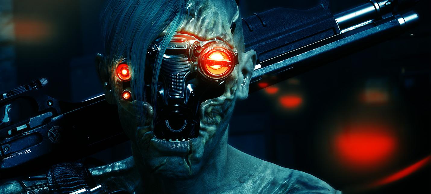 Cyberpunk 2077 получила ReShade мод, делающий игру пиксельным шутером