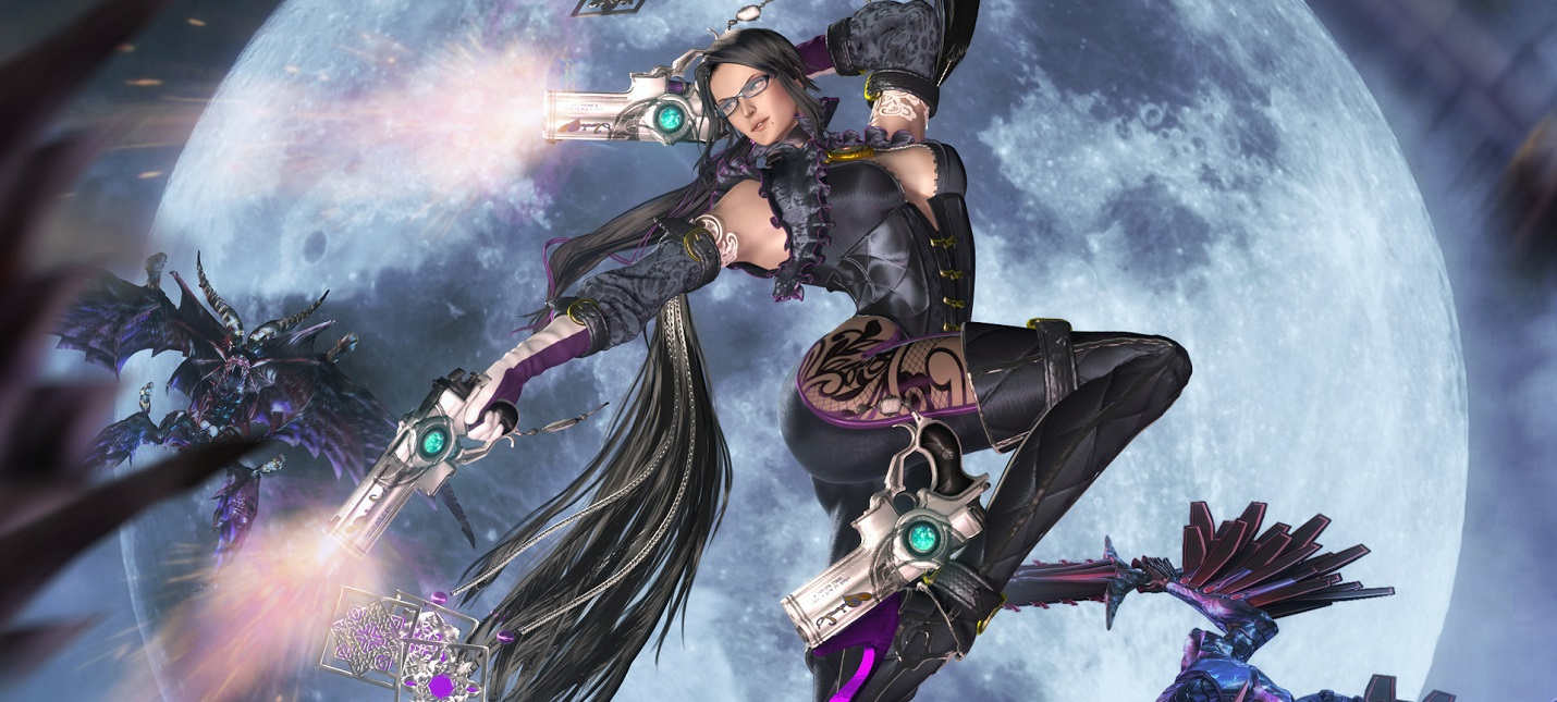 Хидеки Камия Работа над Bayonetta 3 идет полным ходом