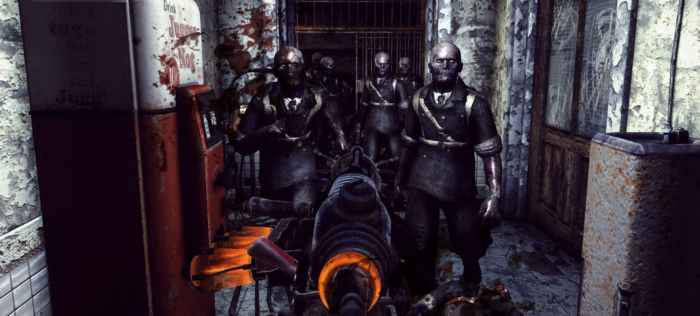 Для Fallout New Vegas вышел зомби-мод в стиле Call of Duty