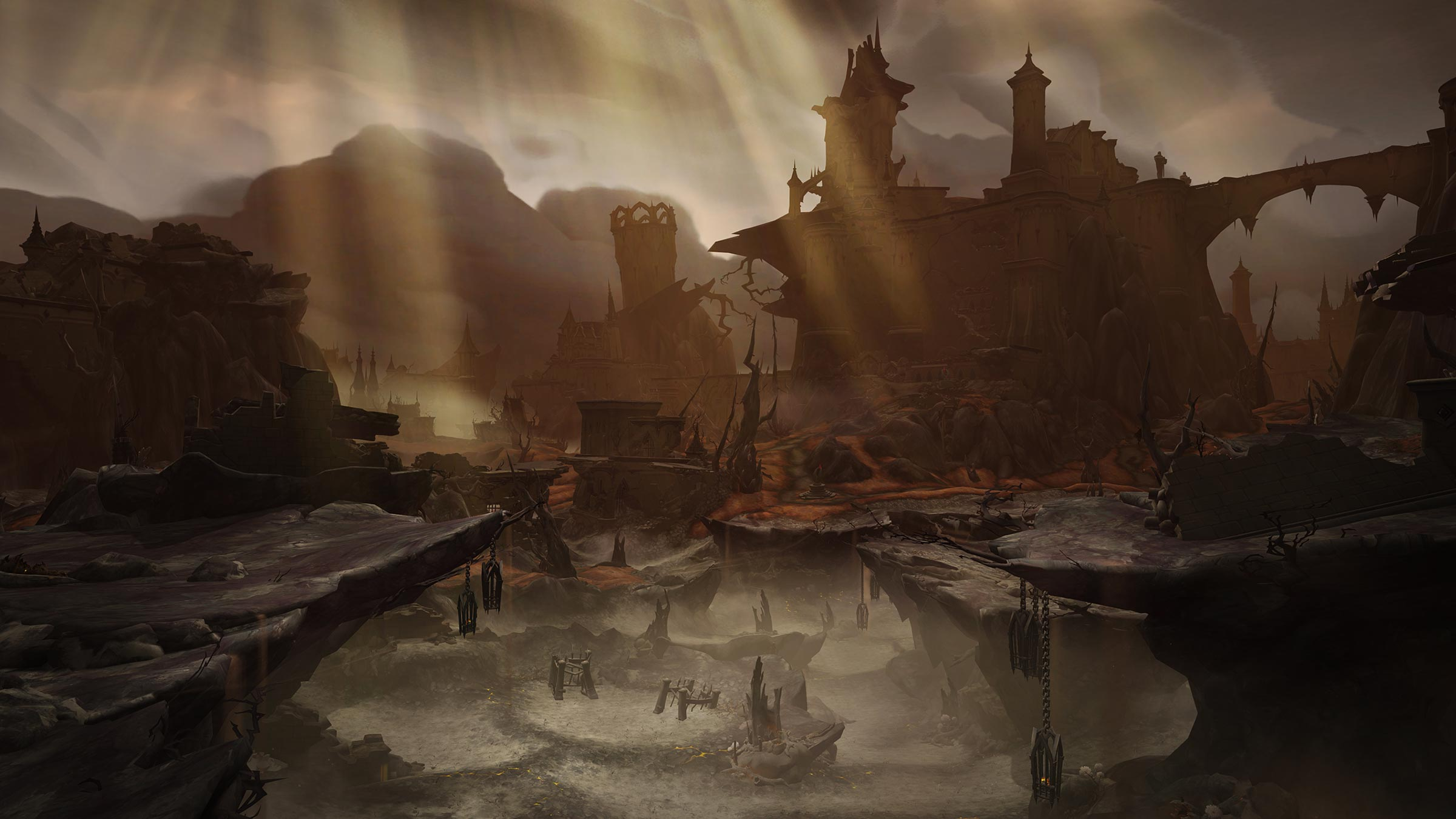 Добро пожаловать в Тёмные Земли — месяц в World of Warcraft: Shadowlands