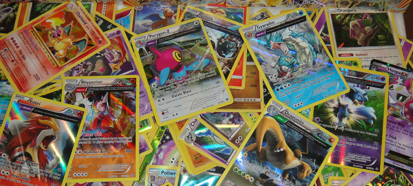 Студент продал карточки с покемонами в 20 раз дороже, чем купил их 4 года назад