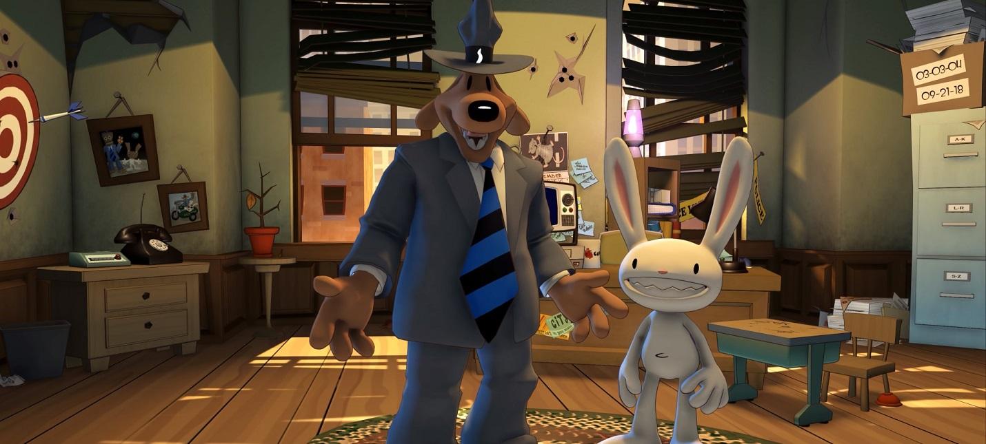 Skunkape Games работает над ремастером второго сезона Sam & Max