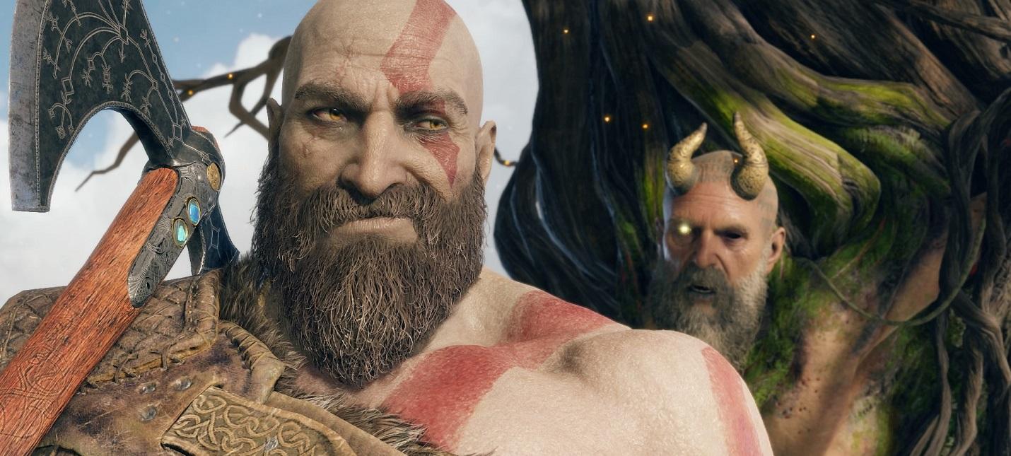Энтузиаст показал God of War с видом от первого лица