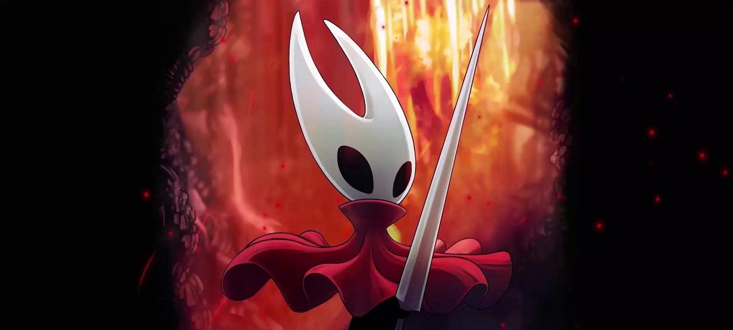 Просторные локации и ловкая главная героиня  новые детали Hollow Knight Silksong