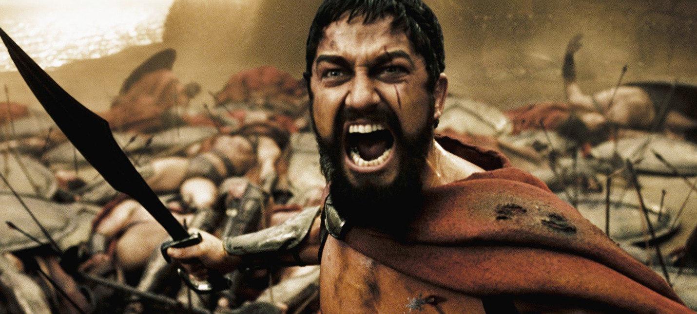 """Слух: Звезда ленты """"300 спартанцев"""" Джерард Батлер исполнит роль Кратоса в экранизации God of War"""