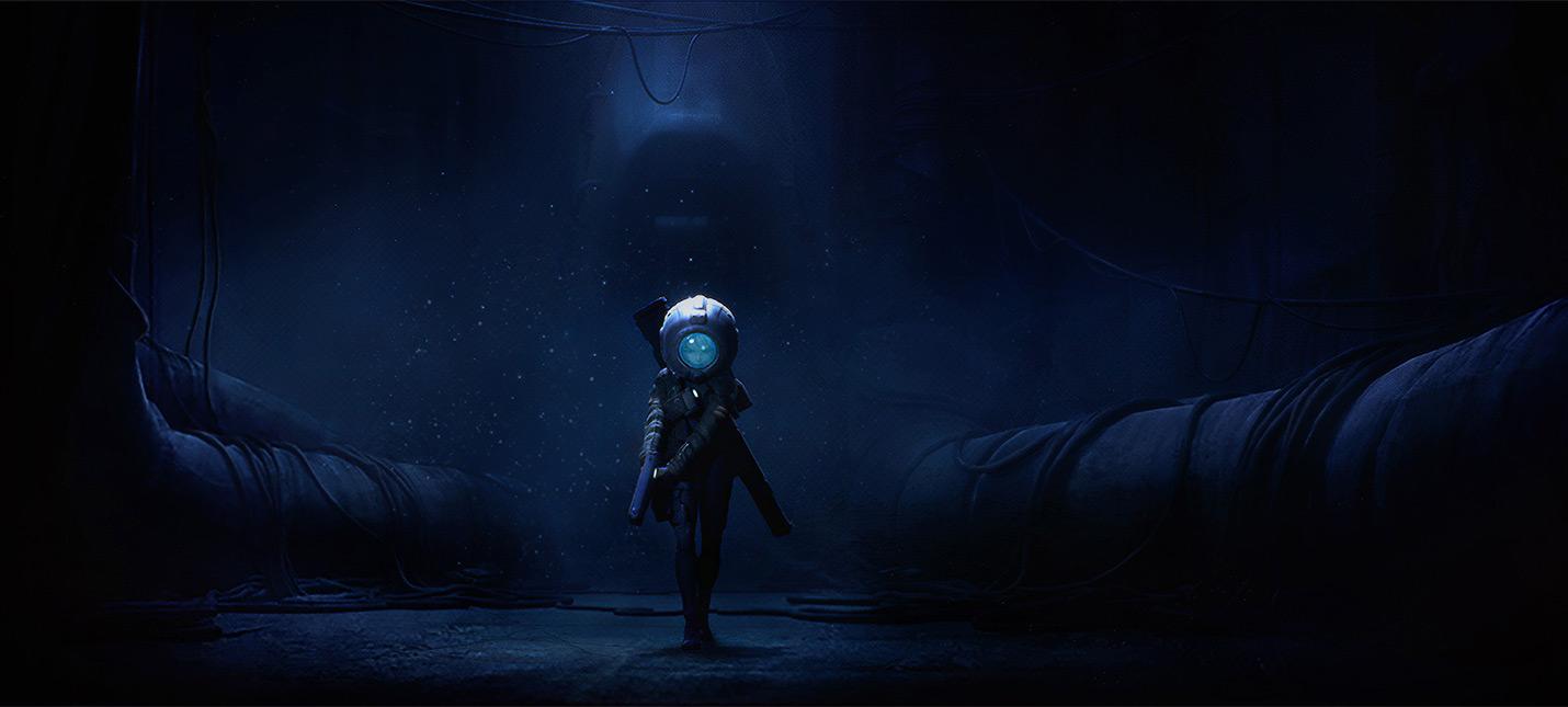 Новая игра от бывших разработчиков Little Nightmares напоминает Dead Space с видом сверху