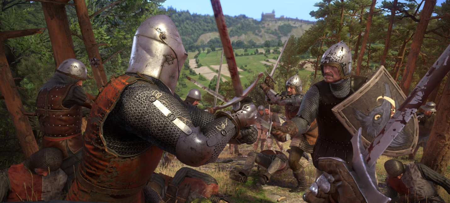 Kingdom Come: Deliverance может выйти на Nintendo Switch в феврале