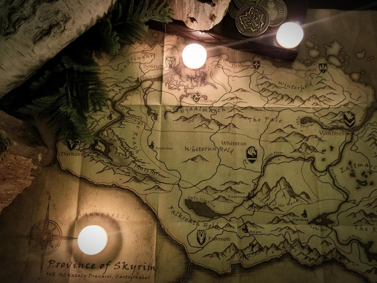 Геймеры нашли намек на место действия The Elder Scrolls 6