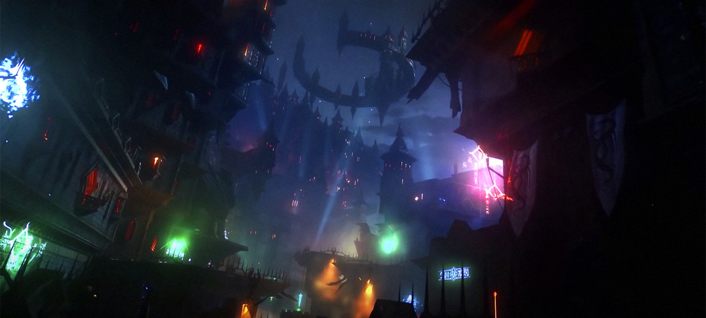 Как город из Dragon Age 4 может переплюнуть Киркволл