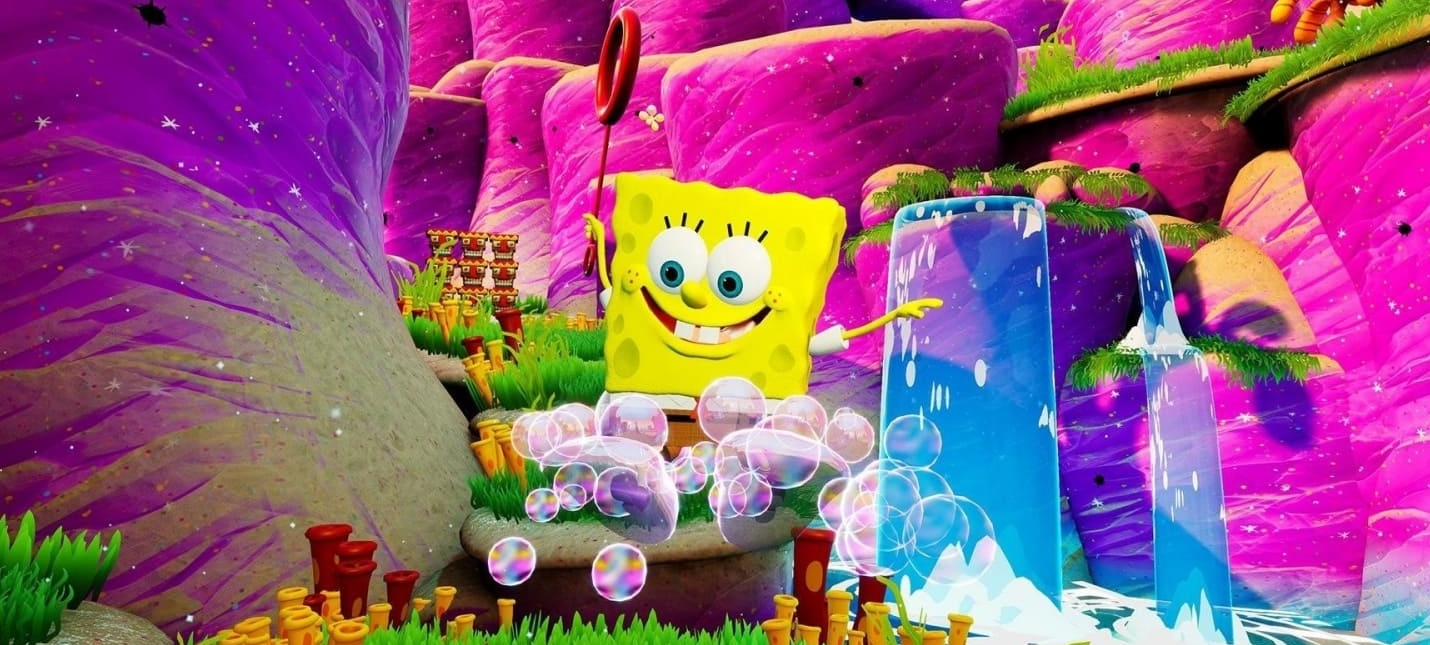 Ремейк SpongeBob SquarePants Battle for Bikini Bottom выйдет на iOS и Android в январе