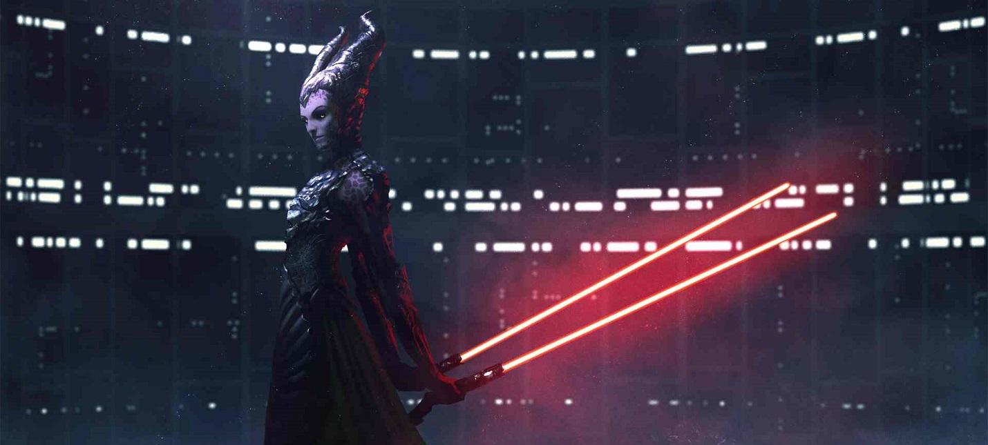 Слух Disney заинтересована в сериалах по Звездным войнам с рейтингом R