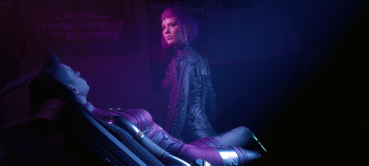 Число активных игроков Cyberpunk 2077 в Steam упало на 79  в три раза быстрее The Witcher 3