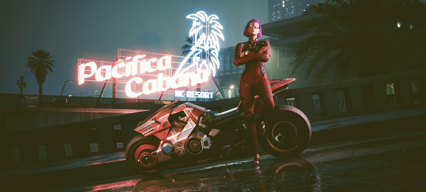 Почти уровень Series X — DF разобрали Cyberpunk 2077 в версии для Stadia