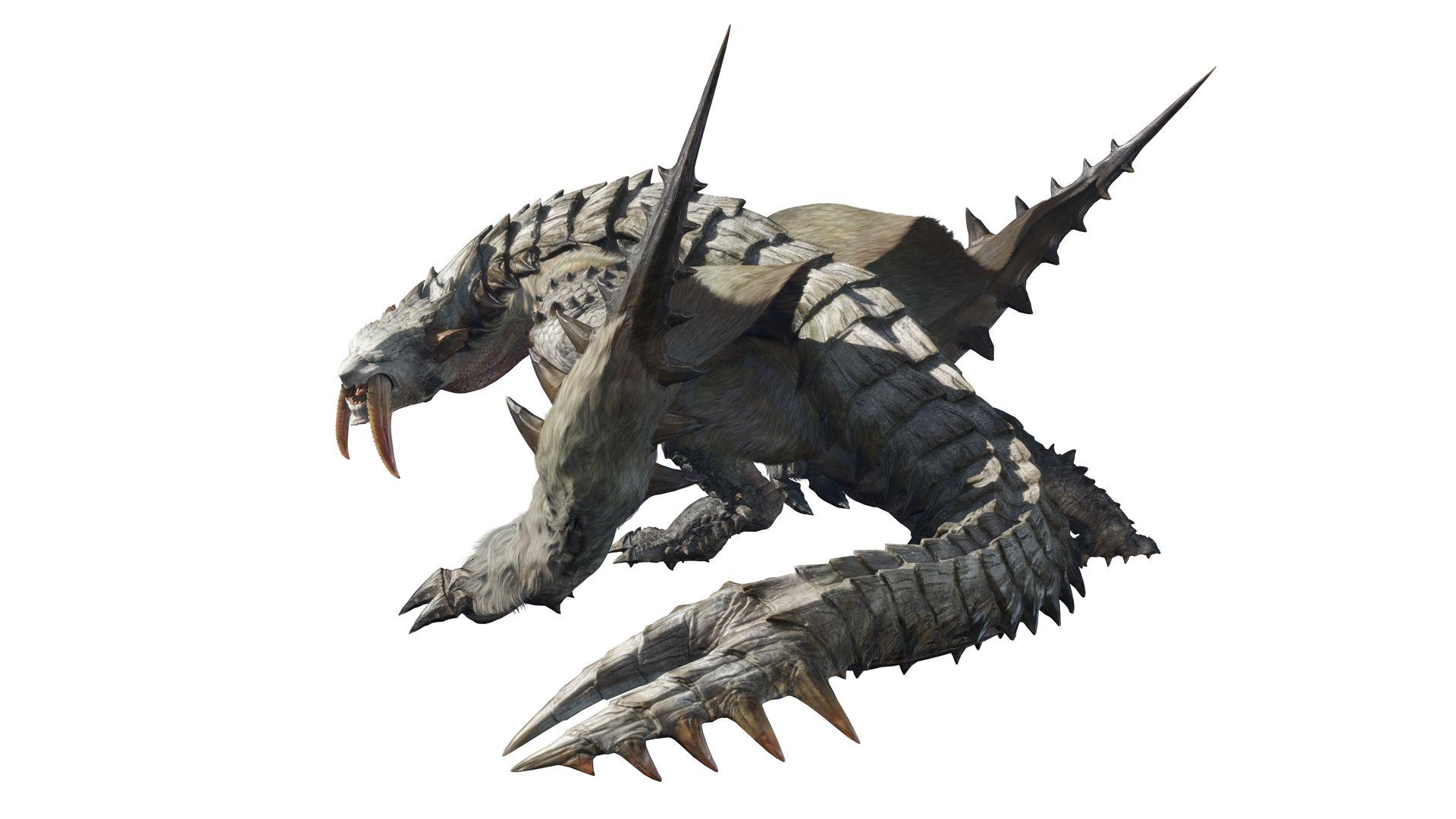 Сражения с монстрами в открытом мире в геймплее демо Monster Hunter Rise