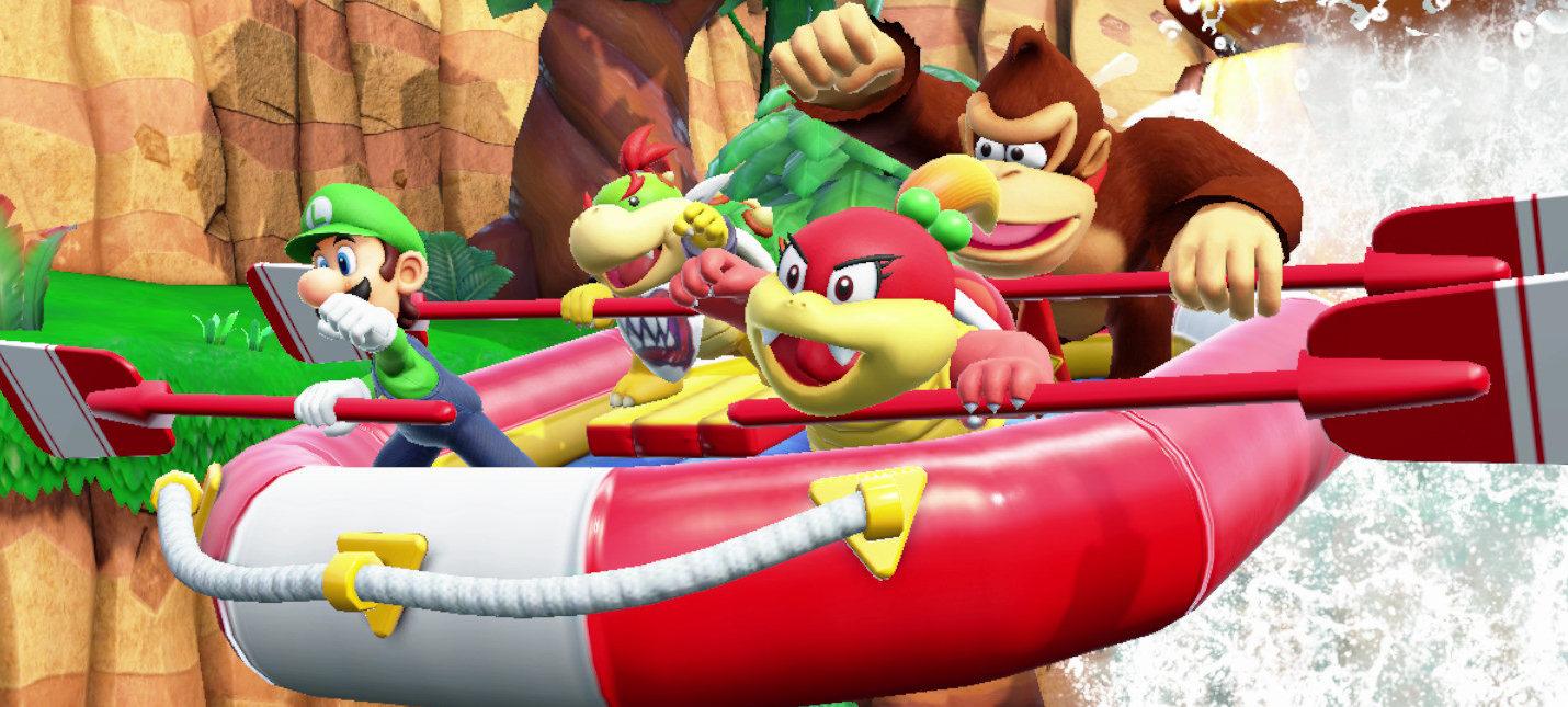 Разработчики Super Mario Party расширяют команду под новую игру