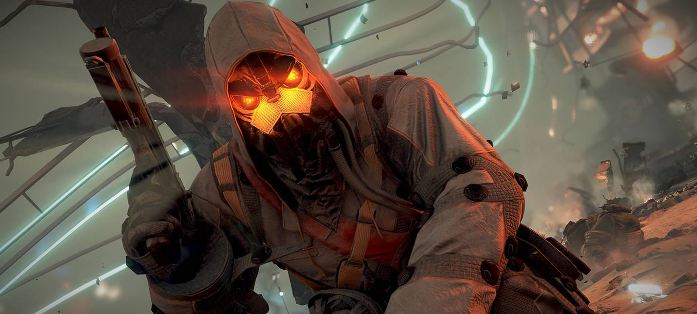 Сайт серии Killzone ушел на пенсию  это не повлияет на серверы Killzone Shadow Fall
