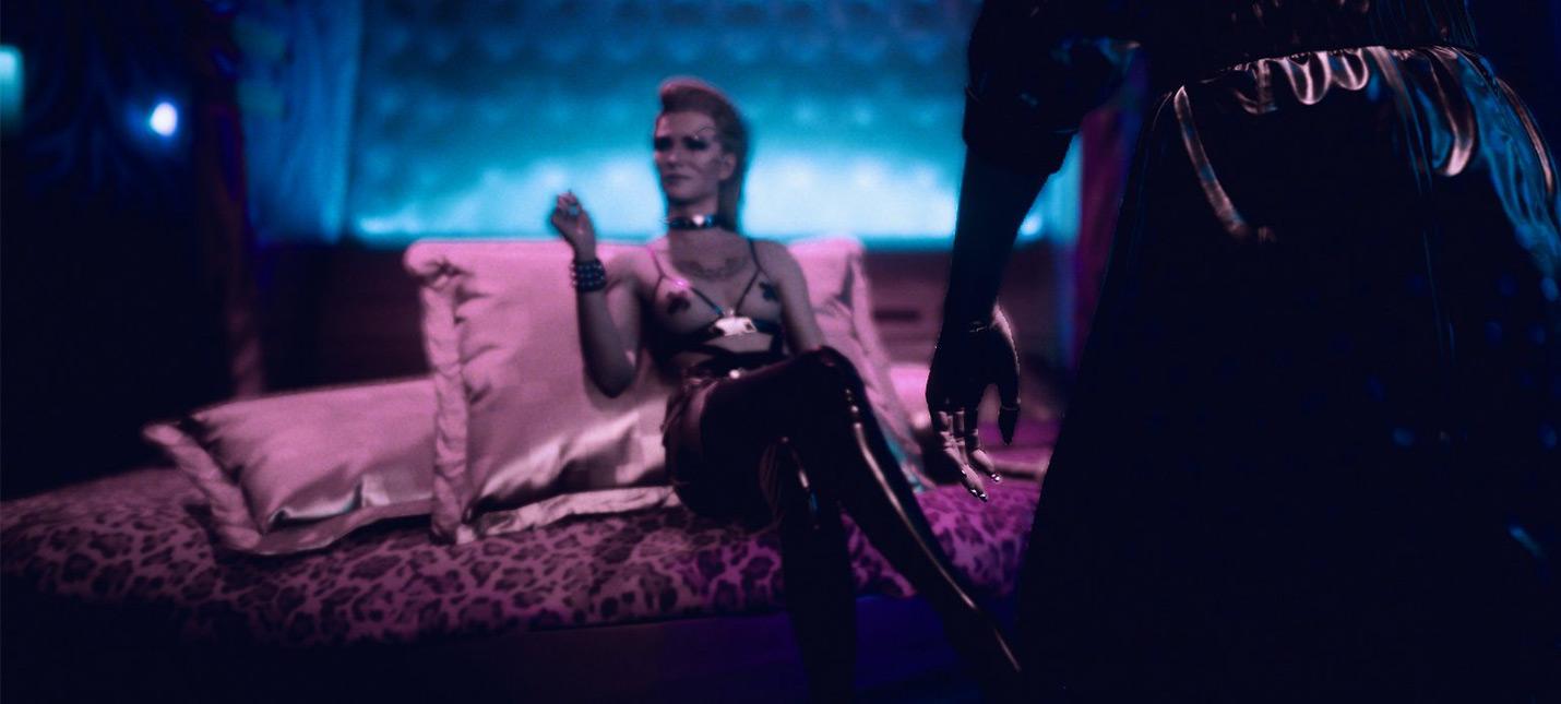 Мод для Cyberpunk 2077 наконец позволил узнать, как ложится спать Ви