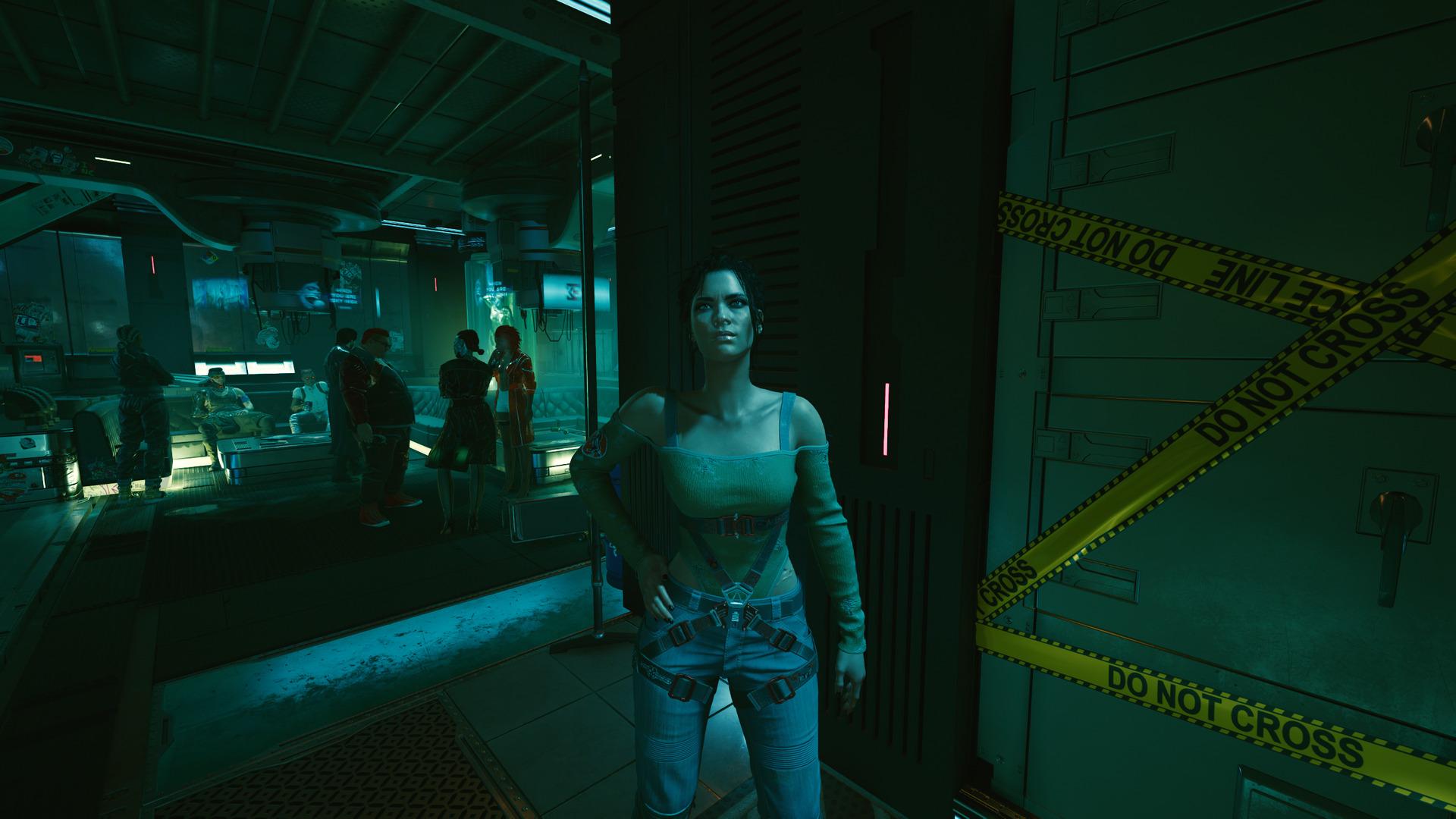 """Мод Cyberpunk 2077 добавляет примитивную """"кастомизацию"""" автомобилей и других объектов"""