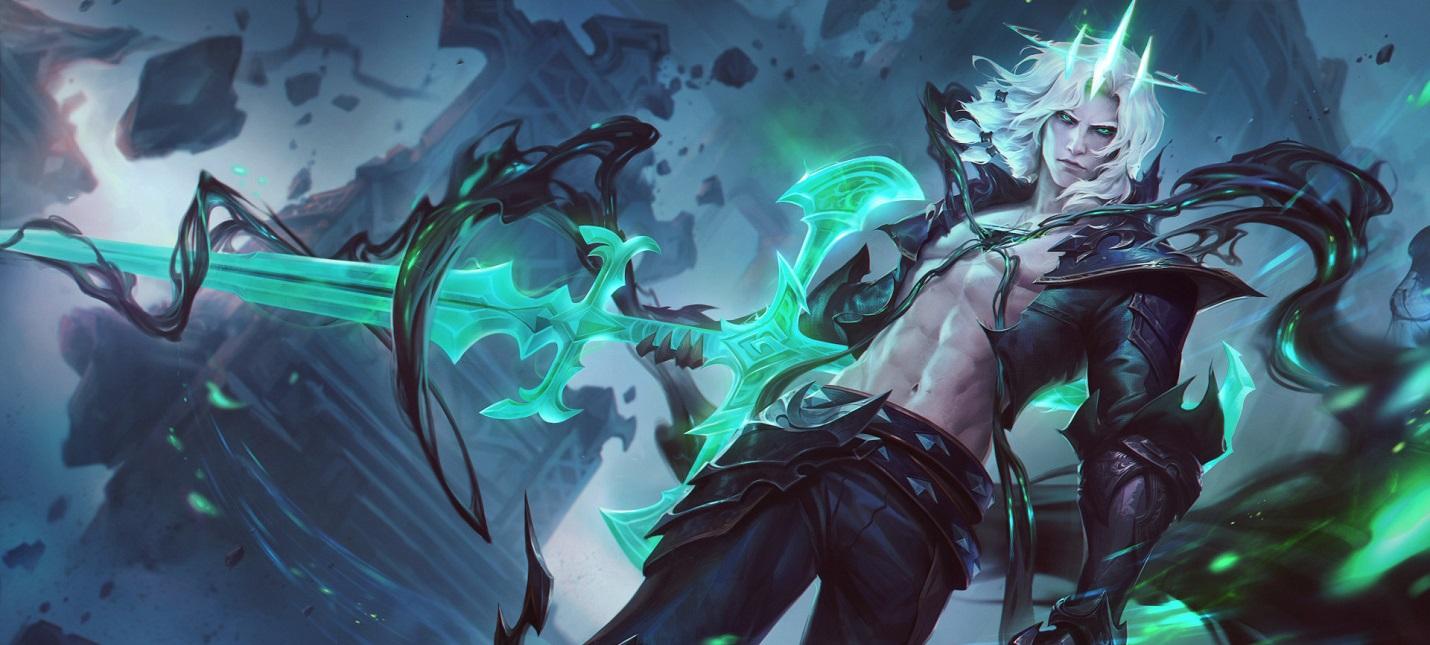 Два новых ролика, киберспорт и 140 скинов за год  планы Riot Games на League of Legends