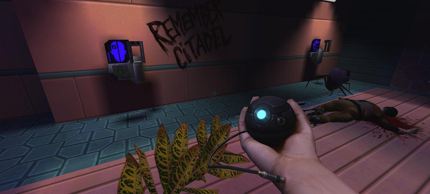 Улучшенная версия System Shock 2 получит VR-возможности