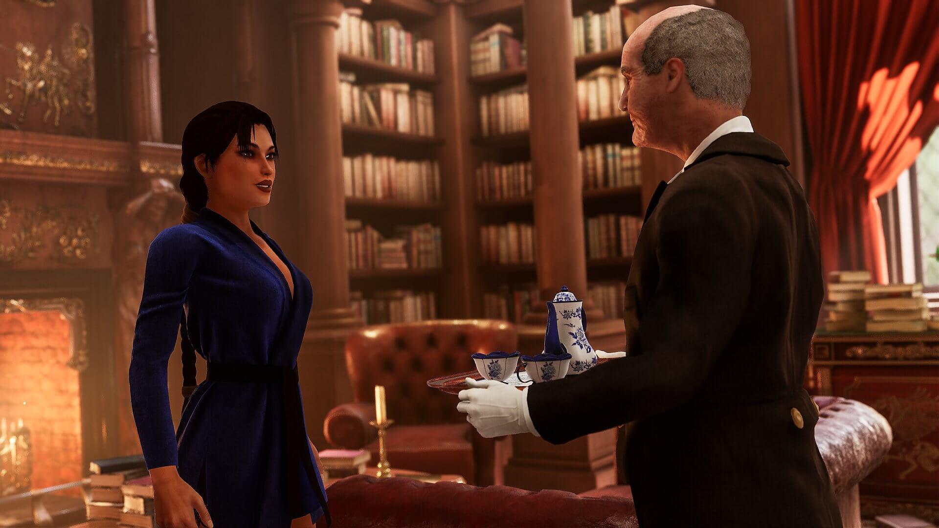 Новые скриншоты неофициального ремейка Tomb Raider 2