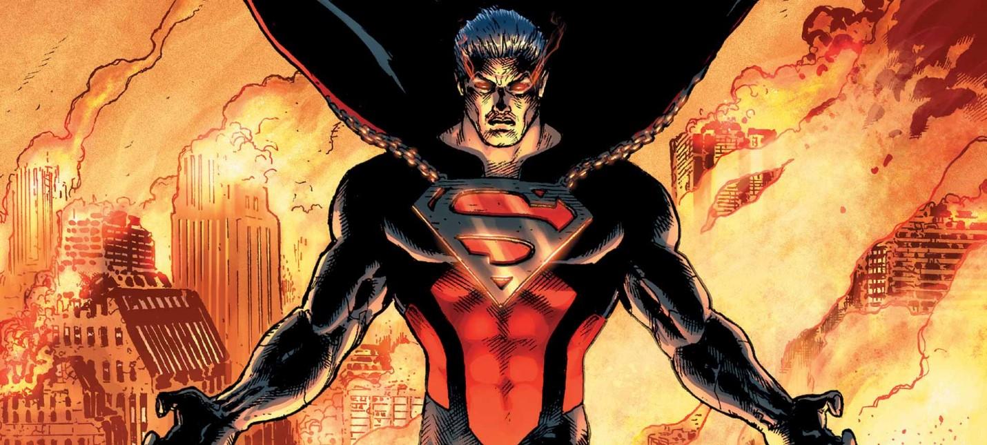 GTA 5 получила безумный мод со злым Суперменом