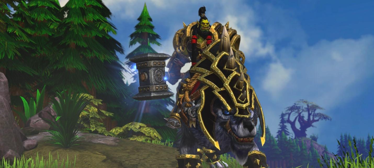 Энтузиаст в одиночку переребатывает Warcraft 3 Reforged, уже доступен пролог