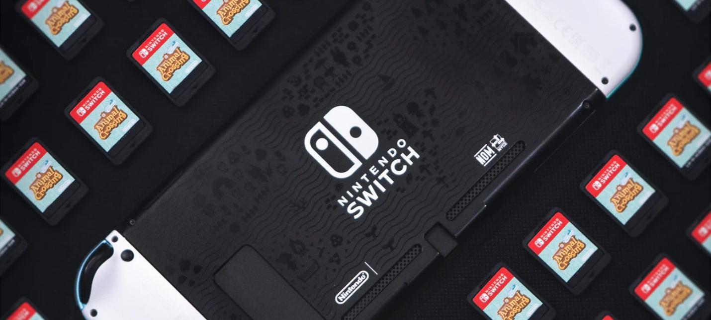 Nintendo отгрузила в Китае миллион копий Switch